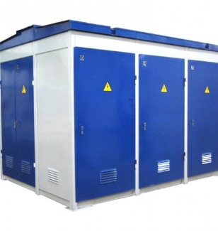 Подстанции комплектные трансформаторные (КТП) до 10 кВ